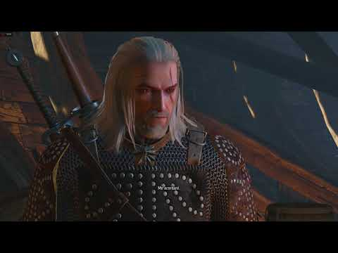 The Witcher 3: El señor de Undvik