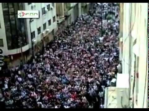 syrian revolution 2011 A timeline of some key events in the syrian uprising: march 15, 2011 activists call for a day of rage across syria, inspired by other popular uprisings across the arab world in february, several youths were arrested in the southern town of daraa for writing graffiti calling for the.