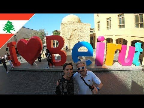 QUÉ VER en BEIRUT en 24 HORAS  (MibauldeblogsTV)