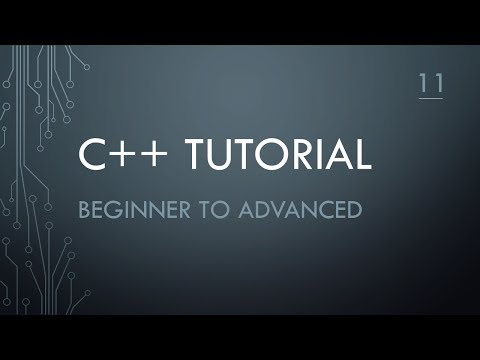C++ Tutorial | Part 11 | Output to FILE and tips!