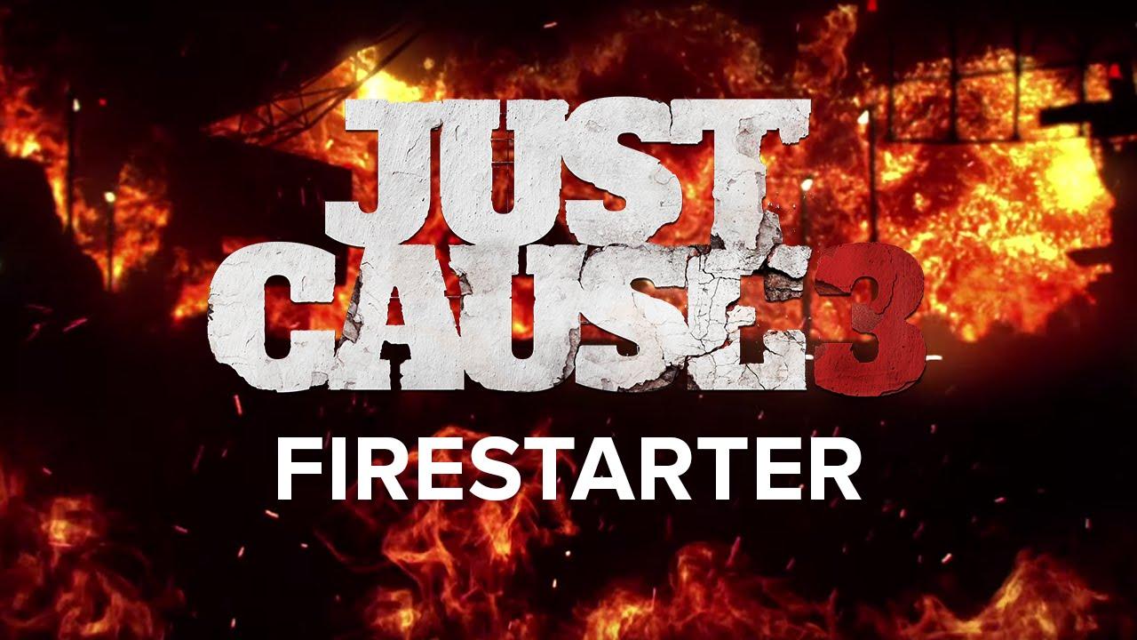 Just Cause 3: Firestarter Fragman