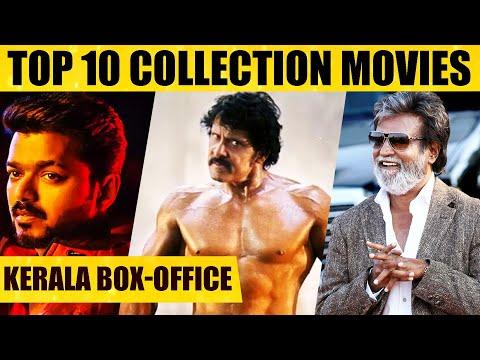 Top 10 Tamil Movies collection in Kerala Box Office | Tamil Cinema | VIjay, Rajini, Vikram | HD