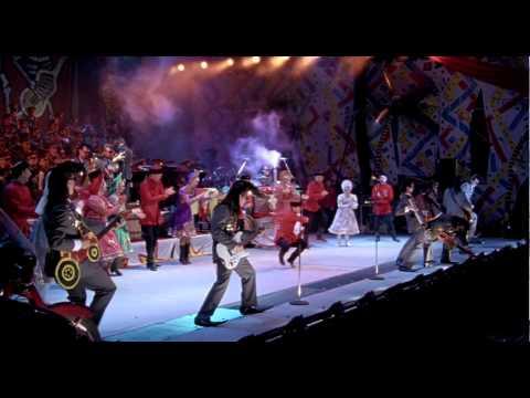 Leningrad Cowboys & The Red Army Choir - Gimme all your lovin' mp3
