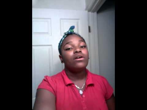 13 year old sings beyonce church bells