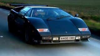 Lamborghini Countach | Extra Gear | BBC