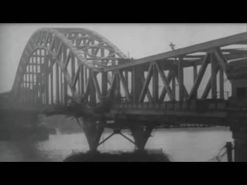 Remagen Bridgehead and Aftermath of the Collapse of the Ludendorff Bridge 1945