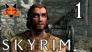 Let's Play Skyrim Spe¢ial Edition Part 01 - And So It Begins