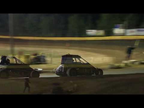 Paul Richards Hamlin Speedway 8.26.17 Rookie 600 Win