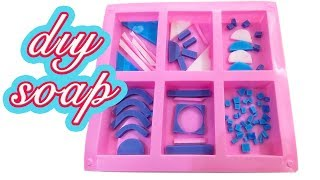 DIY Soap Making Melt and Pour Soap Designs and Ideas for Beginners