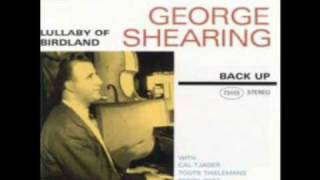 George Shearing - Lullaby of Birdland