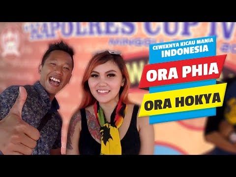 BRANDY WATCH : Phia HOKYA Bawa Hoki Kicaumania Di Kapolres Cup Salatiga 2017