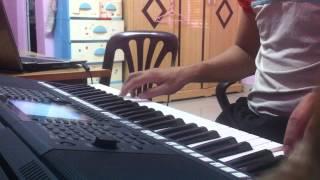 đệm hát : Hoa cau vườn trầu organ