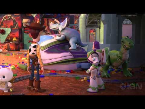 Toy Story That Time Forgot Clip: New Toys