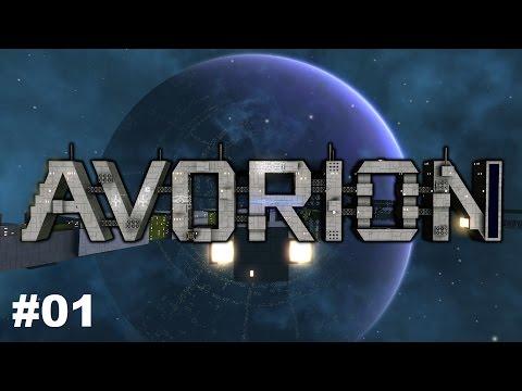 Avorion - Eine große Reise beginnt #01