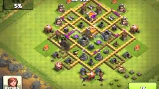 Clash of Clans-Raiding with Zach Ep.4