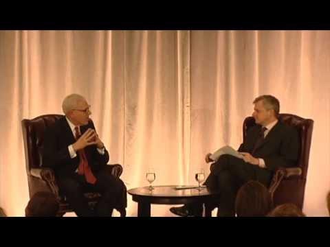 David Rubenstein in conversation with Jon Meacham at The New York Public Library