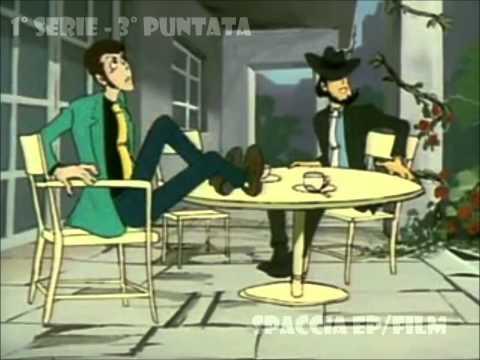 Lupin III - 1x03 - Il Terzo Sole