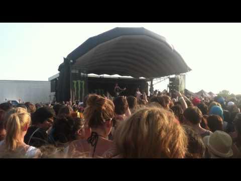 Sleeping With Sirens - Vans Warped Tour 2012 7/7/12 HD 720p