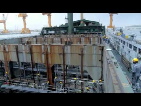 Oman Drydock Company's English Documentary Movie