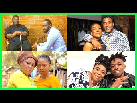 15 Nigerian Celebrities Whose Parents Are Also Celebrities