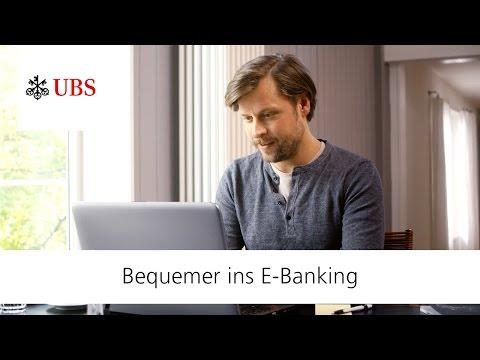 UBS Digital Banking. Ganz praktisch.