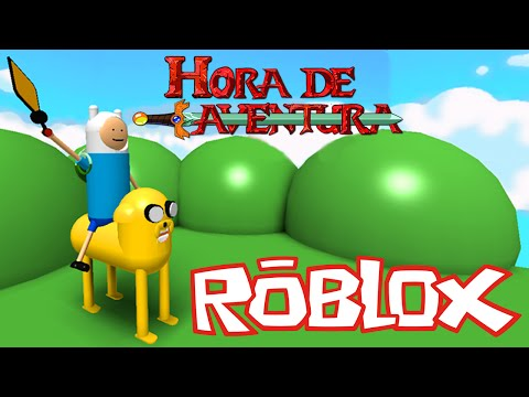 Roblox: Hora de Aventura !! – (Adventure Time)