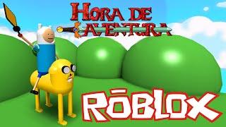 ROBLOX: Adventure Time!! -(Adventure Time)