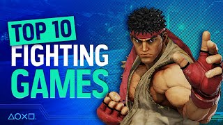 Top 10 Best Fighting Games on PS4