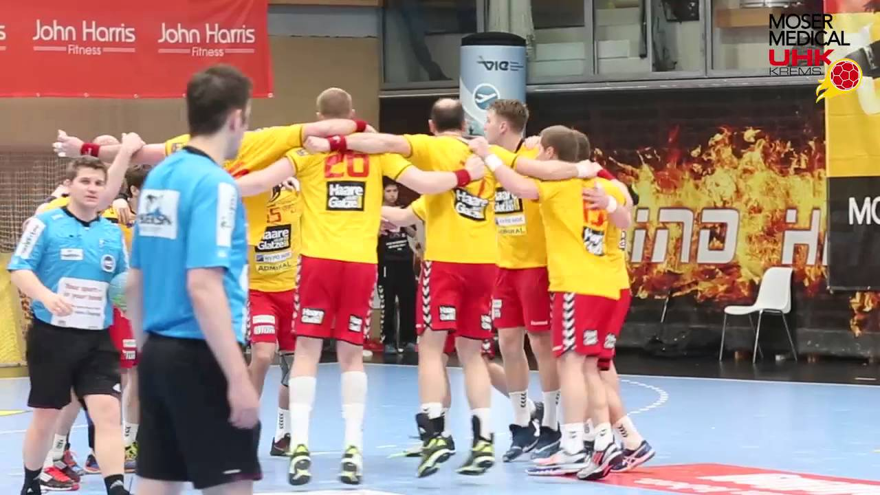 Teaser Finale Fivers Vs Krems öhb Cup Final4 2016 Youtube