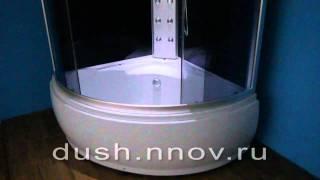 видео Душевые кабины Aqua Joy