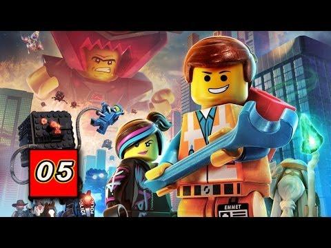 The LEGO Movie Videogame (#5) Robocop