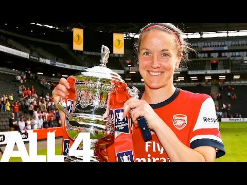 Casey Stoney, Liverpool Football Player, And Her Relationship With Her Dad | Daughters & Fathers