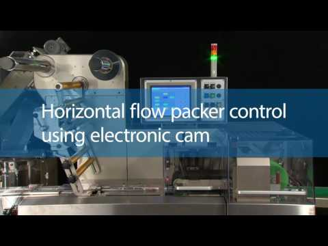 OMRON Packaging Solutions - Benefits of Electronic Cam