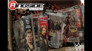 WWE RC Figure Unboxing