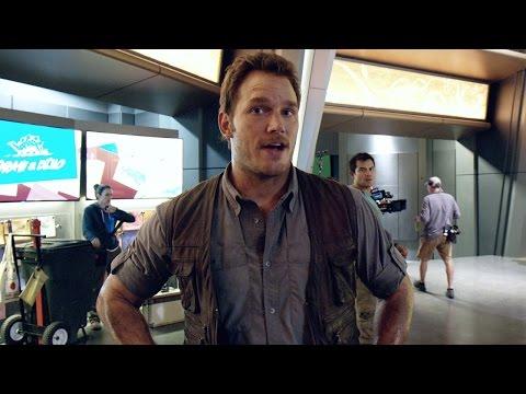 Chris Pratt's Jurassic World Journals: Slap Happy (HD)