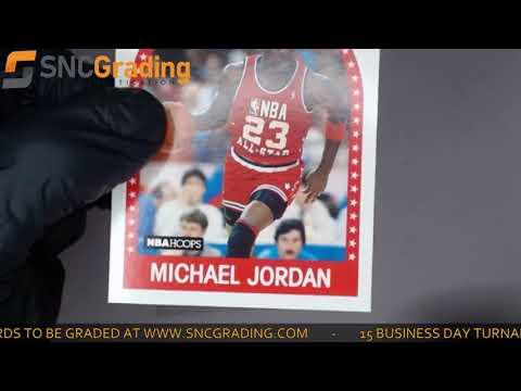 SNC Grading:1989 NBA