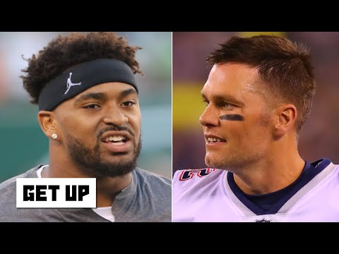 Jamal Adams shouldn't compare himself to Tom Brady and Aaron Donald - Damien Woody | Get Up