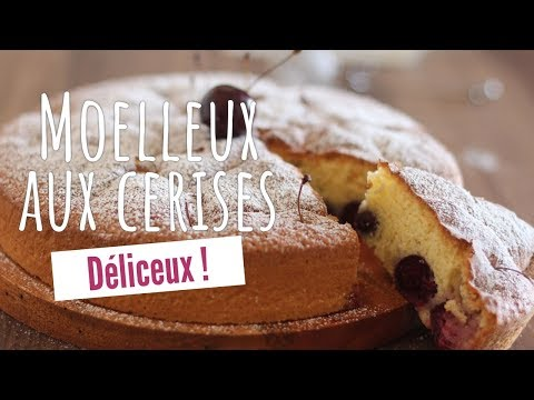 gâteau-aux-cerises-très-moelleux-!