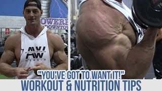 Workout & Nutrition Tips for Tall Skinny Guys to Gain Size