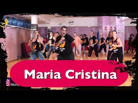 """Maria Cristina"" Cumbia  CoreoFitness ""Mundo Guyi"""