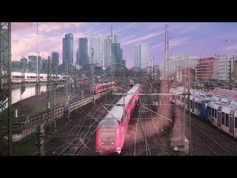 TRAVEL VLOG Frankfurt 🌆 | Ein Tag in Mainhattan 🚅