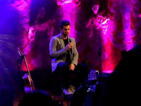 Pablo Alborán - La vie en rose [Palau de la Música 6-3-12]