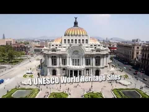 Mexico City, capital of unforgettable events