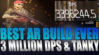 The Division 2 - NEW Best AR Build Guide 3.3 Mil DPS New Meta