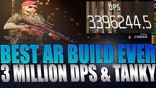 Die Division 2 - NEUE Beste AR Build Guide 3.3 Mil DPS Neuen Meta