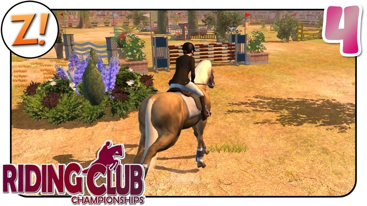 Riding Club Championships: Noch zu schwer! #4 | Let's Play ...