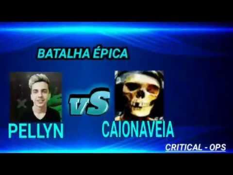 PELLYN VS CAIONAVEIA BATALHA ÉPICA DE PRO