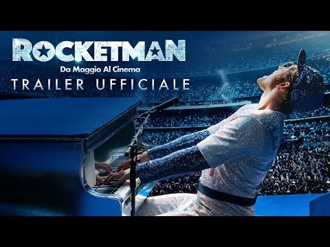 Rocketman | Trailer Ufficiale HD | Paramount Pictures 2019