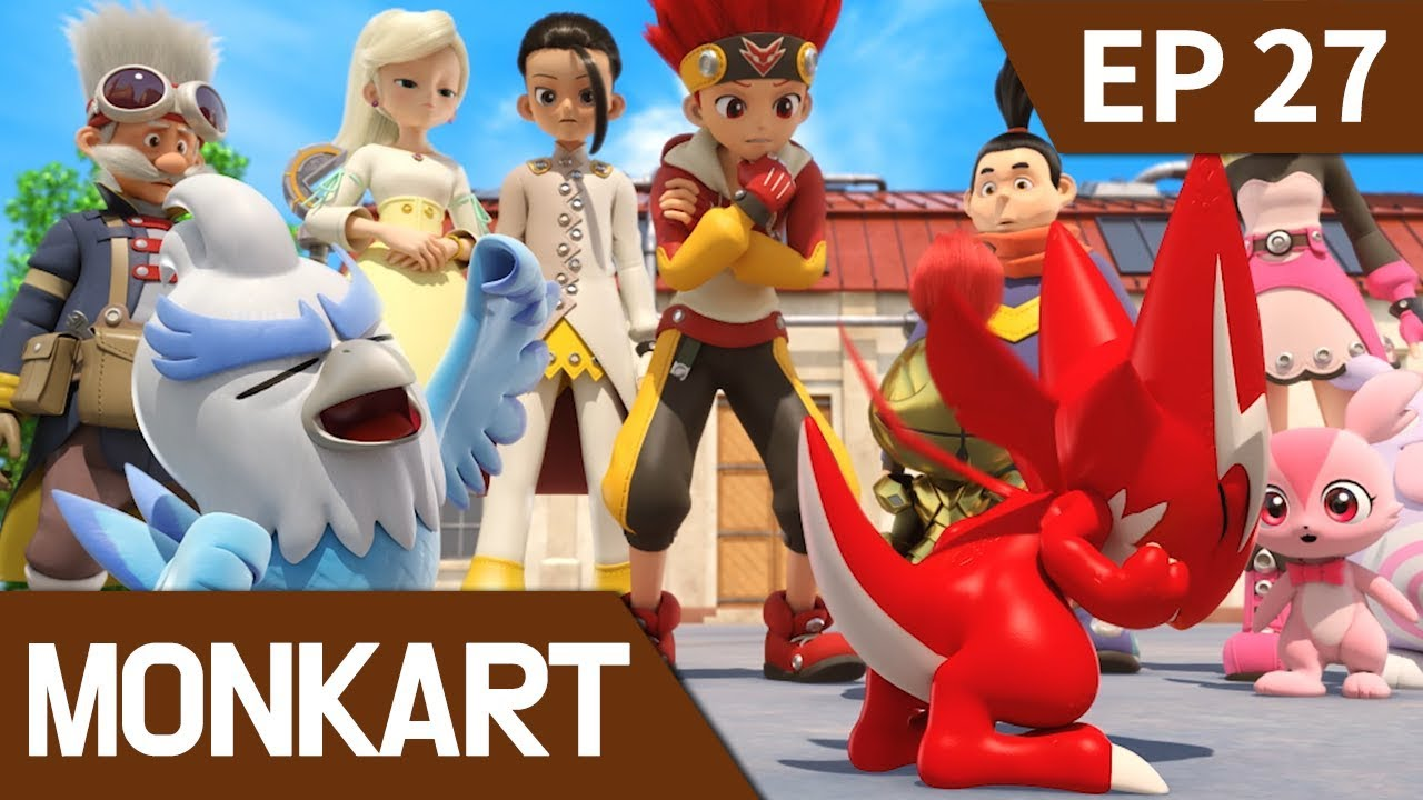 Download [MonKartTV] Monkart Episode - 27