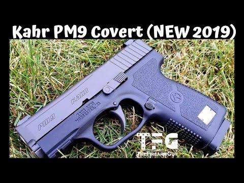 "VIDEO] FIRST LOOK: Kahr PM9 ""Covert"" – Concealed Nation"